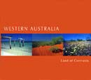 WA Land of Contrasts book cover