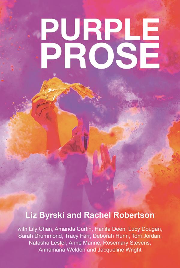 Purple Prose book cover