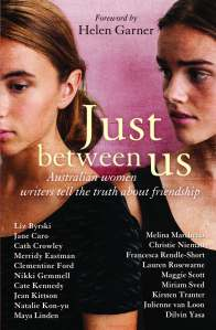 Just Between Us book cover