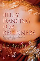 Belly dancing for beginners book cover