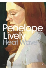 Penelope Lively-Heat Wave cover