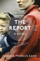 Jessica Francis Kane - The Report cover