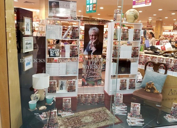 Dymocks GC window